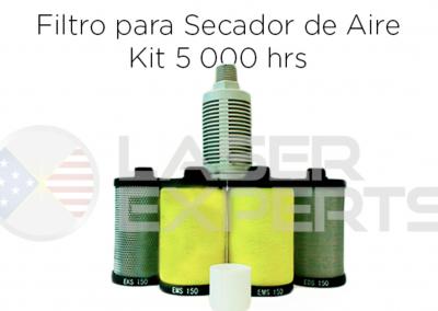 FILTRO PARA SECADOR DE AIRE KIT 500O HRS