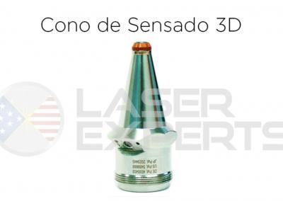 CONO DE SENSADO 3D